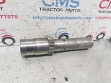 Ford 7610 Counter Shaft E0NN7C094AD, 83960464  1978,1979,1980,1981,1982,1983,1984,1985,1986,1987,1988,1989,1990,1991,1992,1993,1994,1995,1996Ford 10 Series 6710, 7810, 7610, 6610 Transmission Shaft E0NN7C094AD, 83960464 E0NN7C094AD, 83960464  5610 6410 6610 6710 6810 7410 7610 7710 7810 7910 8210 Counter Shaft  Synchronized Transmission.  with Dual power 20/42t  To fit  Ford models:  10 Series  7410, 5610, 6410, 6610, 6710, 6810, 5110, 7610, 7710, 7810, 7910, 8210   Part number: E0NN7C094AD, 83960464 1437-271120-110233096