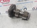 Ford 6610 Transmission Triple Gear E0NN7Z011AB  1982,1983,1984,1985,1986,1987,1988,1989,1990,1991,1992,1993Ford 10 Series 6610, 5610 Transmission Triple Gear Z16x18x31 E0NN7Z011AB  E0NN7Z011AB  5110 5610 6410 6610 6710 6810 7410 7610 7710 7810 7910 8210