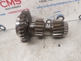 Ford 7610 Transmission Shaft Tripple Gear 31/18/17 83959981, E2NN7Z011AA, E6NN7Z011AA  1978,1979,1980,1981,1982,1983,1984,1985,1986,1987,1988,1989,1990,1991,1992,1993,1994,1995,1996Ford 10 S 7610 Transmission Shaft Tripple Gear 31/18/17 83959981, E2NN7Z011AA,  83959981, E2NN7Z011AA, E6NN7Z011AA  5110 5610 6410 6610 6710 6810 7410 7610 7710 7810 7910 8210 Ford Transmission Shaft Tripple Gear 31/18/17  Part Numbers: E6NN7Z011AA, 83959981  Stamped Number: E2NN7Z011AA 1437-310720-125038077