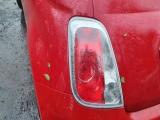 Fiat 500 3 Door 2007-2015 REAR/TAIL LIGHT (PASSENGER SIDE)  2007,2008,2009,2010,2011,2012,2013,2014,2015Fiat 500 3 Door 2007-2015 Rear/tail Light (passenger Side)
