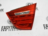 Bmw E90 320d 5 Door Saloon 2005-2012 REAR/TAIL LIGHT ON TAILGATE (DRIVERS SIDE) 2005,2006,2007,2008,2009,2010,2011,2012BMW 3 Series E90 2008-2012 LCI Rear Light On Bootlid Right Driver 4871734