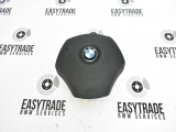 Bmw 318i E91 5 Door Estate 2005-2012 AIR BAG (DRIVER SIDE) 2005,2006,2007,2008,2009,2010,2011,2012BMW 3 Series E90 E91 2005-2012 SE Steering Wheel Bag Air 6779829