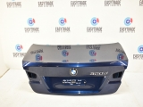 Bmw 320d Se Lci 2 Door Coupe 2006-2013 2.0 Bootlid  2006,2007,2008,2009,2010,2011,2012,2013BMW 3 SERIES E92 2006-2013 BOOTLID / TRUNK TIEFSEE BLUE A76
