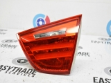 Bmw 318d E90 M Sport 4 Door Saloon 2005-2012 REAR/TAIL LIGHT ON TAILGATE (DRIVERS SIDE) 2005,2006,2007,2008,2009,2010,2011,2012BMW 3 Series E90 Saloon 2008-2012 LCI Light On Bootlid Rear Right Driver 4871734