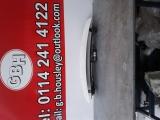 AUDI TT QUATTRO TDI CONVERTIBLE 2007-2014 SPOILER (REAR) WHITE  2007,2008,2009,2010,2011,2012,2013,2014AUDI TT QUATTRO TDI CONVERTIBLE 2007-2014 SPOILER (REAR) WHITE