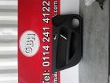 AUDI TT QUATTRO TDI CONVERTIBLE 2007-2014 DOOR PANEL/CARD (FRONT PASSENGER SIDE)  2007,2008,2009,2010,2011,2012,2013,2014AUDI TT QUATTRO TDI CONVERTIBLE 07-14 DOOR PANEL/CARD (FRONT PASSENGER SIDE)
