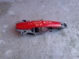 SKODA OCTAVIA ELEGANCE TDI CR HATCHBACK 2004-2013 DOOR HANDLE EXTERIOR (REAR DRIVER SIDE) RED  2004,2005,2006,2007,2008,2009,2010,2011,2012,2013SKODA OCTAVIA ELEGANCE 2004-2013 DOOR HANDLE EXTERIOR (REAR DRIVER SIDE) RED
