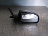 VAUXHALL MERIVA A 2006-2010  DOOR MIRROR ELECTRIC (DRIVER SIDE)  2006,2007,2008,2009,2010VAUXHALL MERIVA A 2006-2010  DOOR MIRROR ELECTRIC (DRIVER SIDE) BLUE