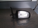 VAUXHALL MERIVA A 2003-2006  DOOR MIRROR ELECTRIC (DRIVER SIDE)  2003,2004,2005,2006VAUXHALL MERIVA A 2003-2006  DOOR MIRROR ELECTRIC (DRIVER SIDE) BLACK
