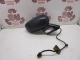 Citroen C5 5 Door Estate 2008-2012 2.0 DOOR MIRROR ELECTRIC (DRIVER SIDE) 96574425 2008,2009,2010,2011,2012Citroen C5 2008-2012 o/s off driver right wing door mirror blue 96574425 96574425