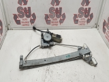 Nissan Navara D22 2002-2007 2.5 WINDOW REGULATOR/MECH ELECTRIC (REAR DRIVER SIDE) 827302S721 2002,2003,2004,2005,2006,2007Nissan Navara D22 2002-2007 o/s off driver right rear window regulator motor 827302S721