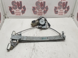 Nissan Navara D22 2002-2007 2.5 WINDOW REGULATOR/MECH ELECTRIC (REAR PASSENGER SIDE) 827312S721 2002,2003,2004,2005,2006,2007Nissan Navara D22 2002-2007 n/s near passenger left rear window regulator motor 827312S721