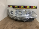 Citroen C5 Vtr Plus Score Hdi Saloon 4 Door 2008-2015 Headlight/headlamp (driver Side) 9684845180 2008,2009,2010,2011,2012,2013,2014,2015Citroen C5 Headlight  Driver Side 9684845180 2008-2015 1 Fixing Lug Broken 9684845180