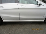 2018 MERCEDES CLA 200 C117 SIDE SKIRT DRIVER SIDE RIGHT POLAR SILVER 761  2013,2014,2015,2016,2017,2018,20192018 MERCEDES CLA 200 C117 SIDE SKIRT DRIVER SIDE RIGHT POLAR SILVER 761