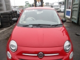 2018 FIAT 500 BONNET BONNET RED 500 2010,2011,2012,2013,2014,2015,2016,2017,2018,2019,20202018 FIAT 500 BONNET RED 500