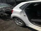 Volkswagen Polo 1.2 Tsi 66kw 5 Door Hatchback 2009-2016 REAR QUARTER PANEL (REAR DRIVER SIDE) White  2009,2010,2011,2012,2013,2014,2015,2016Volkswagen Polo 1.2 Tsi 66kw 5 Door Hatchback 2009-2016 Rear Quarter Panel (rear Driver Side) White