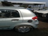 Hyundai Getz 1.6 5 Door Hatchback 2001-2010 REAR QUARTER PANEL (REAR PASSENGER SIDE) Silver  2001,2002,2003,2004,2005,2006,2007,2008,2009,2010Hyundai Getz 1.6 5 Door Hatchback 2001-2010 Rear Quarter Panel (rear Passenger Side) Silver