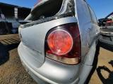 Volkswagen Polo 1.9 Tdi 5 Door Hatchback 2001-2009 REAR/TAIL LIGHT (DRIVER SIDE)  2001,2002,2003,2004,2005,2006,2007,2008,2009Volkswagen Polo 1.9 Tdi 5 Door Hatchback 2001-2009 Rear/tail Light (driver Side)