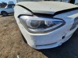 Bmw 118i 5 Door Hatchback 2011-2019 BUMPER BARE (FRONT) White  2011,2012,2013,2014,2015,2016,2017,2018,2019Bmw 118i 5 Door Hatchback 2011-2019 Bumper Bare (front) White