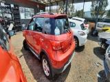 Gwm H1 5 Door Suv 2012-2021 REAR QUARTER PANEL (REAR PASSENGER SIDE) Maroon  2012,2013,2014,2015,2016,2017,2018,2019,2020,2021Gwm H1 5 Door Suv 2012-2021 Rear Quarter Panel (rear Passenger Side) Maroon