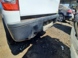 Ford Ranger T7 4 Door Pickup 2009-2019 BUMPER BARE (REAR) White  2009,2010,2011,2012,2013,2014,2015,2016,2017,2018,2019Ford Ranger T7 4 Door Pickup 2009-2019 Bumper Bare (rear) White