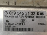 Mercedes-benz Slk 1998-2003 2.3 ABS PUMP/Modulator/Control UNIT 0195453132 1998,1999,2000,2001,2002,2003Mercedes-benz Slk R170 1998-2003  ABS MODULE Control UNIT ECU 0195453132 0195453132